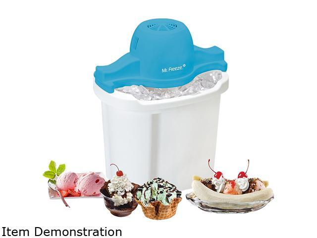 Maxi-Matic Elite EIM-404  4Qt. Electric Ice Cream Maker