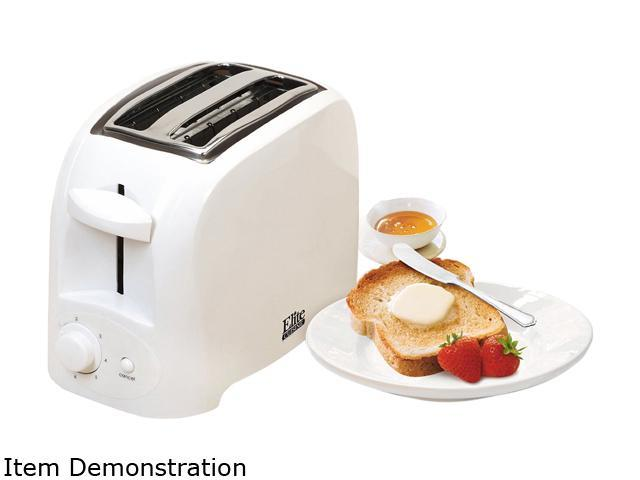 Maxi-Matic ECT-6001 Elite Cuisine 2 Slice Cool Touch Toaster