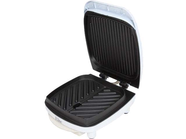 Maxi-Matic EWG-350 4-Slice Nonstick Indoor Contact Grill