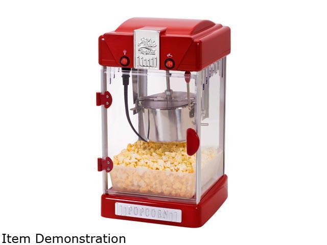 MAXI-MATIC EPM-350 Red Classic 2.5 oz. Kettle Popcorn Maker