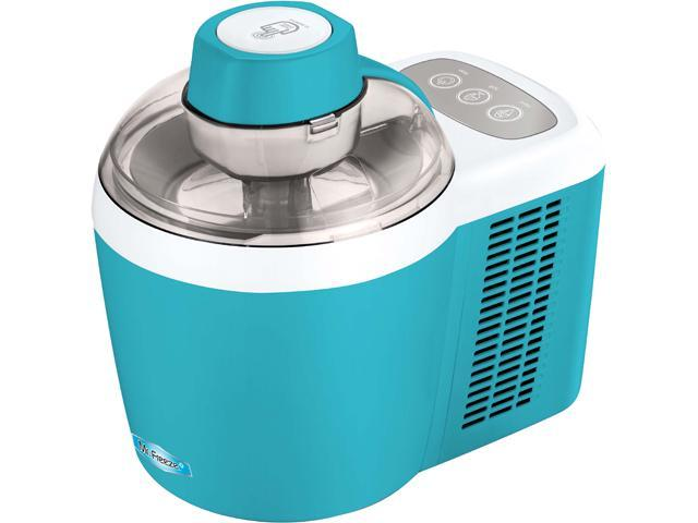 MAXI-MATIC EIM-700T Turquoise Mr. Freeze Ice Cream Maker, 1.5 pint, Turquoise