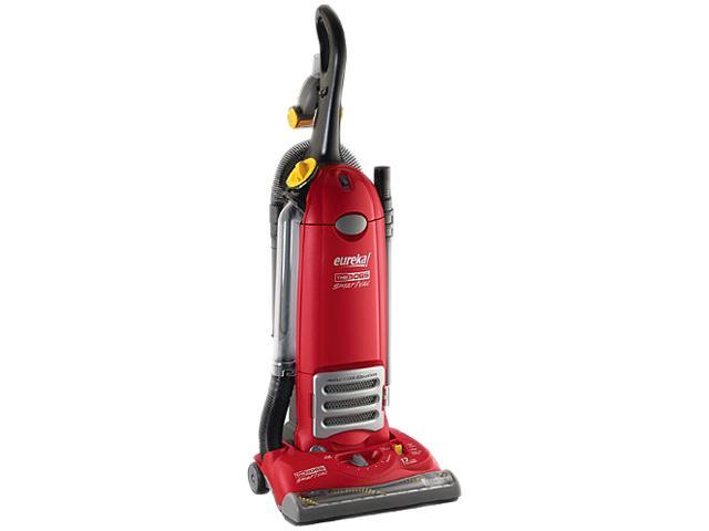 Eureka 4870MZ Boss SmartVac Upright Vacuum, Red