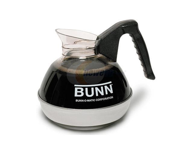 BUNN 6100.0101 Black Easy Pour Decanter