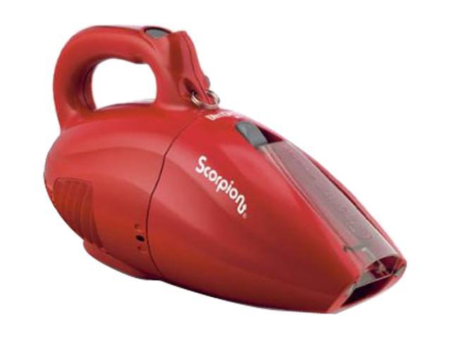 Dirt Devil SD20005RED Scorpion Quick-Flip Corded Handheld Vacuum Cleaner Red