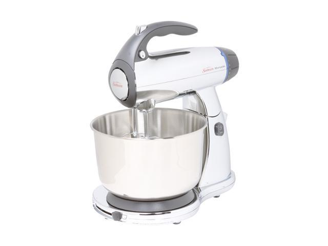 Sunbeam 2379 Mixmaster Stand Mixer Silver