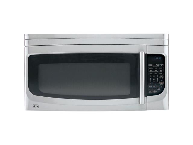 LG Convection: 1500 Watts Convection Over The Range Microwave Oven LMVH1750 Sensor Cook