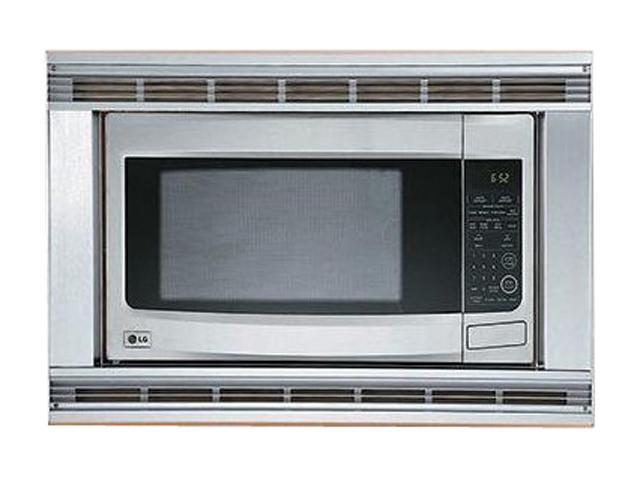 Lg Countertop Microwave With Trim Kit : LG 30