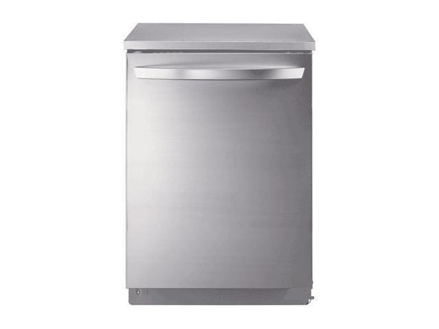 LG Electronics LDF6920ST Fully Integrated Dishwasher with Hidden Controls