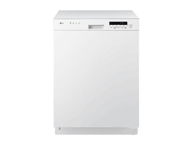 LG LDS4821WW Dishwasher White