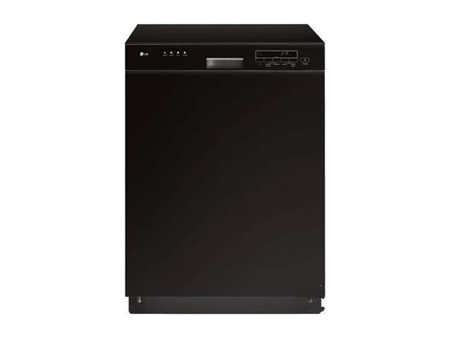LG LDS4821BB Dishwasher Black