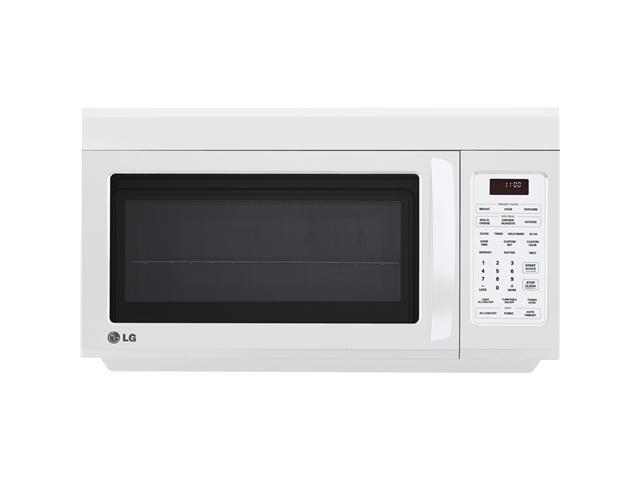 LG Over-The-Range Microwave Oven LMV1813SW