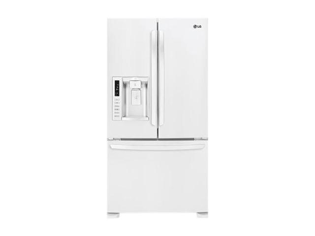 LG Electronics LFX28978SW Ultra-Large Capacity 3 Door French Door Refrigerator with Ice & Water Dispenser