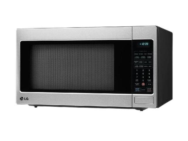 LG Counter-Top Microwave Oven LCRT2010ST