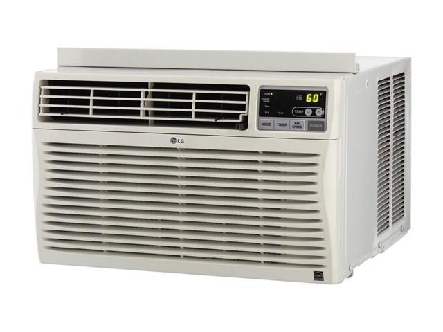 Lg lw1212er 12 000 cooling capacity btu window air for 12000 btu window ac