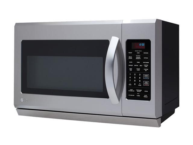 LG LMH2016ST 2.0 cu. ft. Over-The-Range Microwave Oven with Extenda Vent