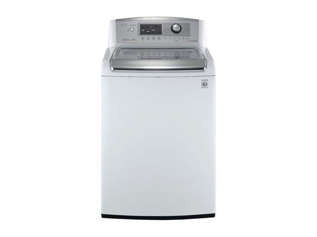 LG WT5070CW White 4.7 cu. ft. Top-Loading Washer
