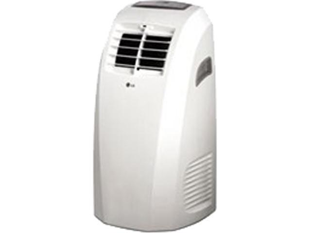 refurbished lg lp1015wnr 10 000 cooling capacity btu portable air conditioner. Black Bedroom Furniture Sets. Home Design Ideas