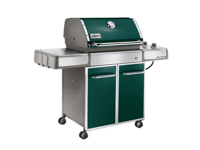 Weber genesis ep 310 premium gas grill lp ss grates for Weber grill danemark
