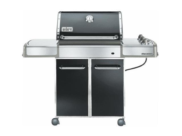 Weber genesis ep 310 premium gas grill ng ss grates for Weber grill danemark