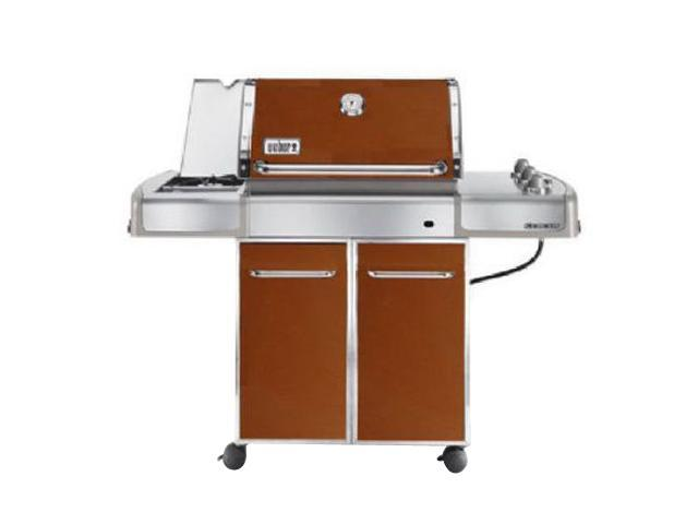 Weber genesis ep 320 gas grill lp 3752301 copper for Weber grill danemark