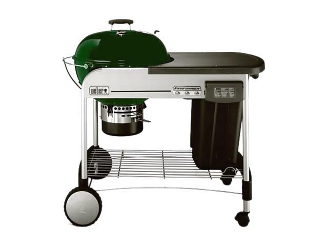 weber 1428001 performer series 22 5 charcoal kettle grill. Black Bedroom Furniture Sets. Home Design Ideas