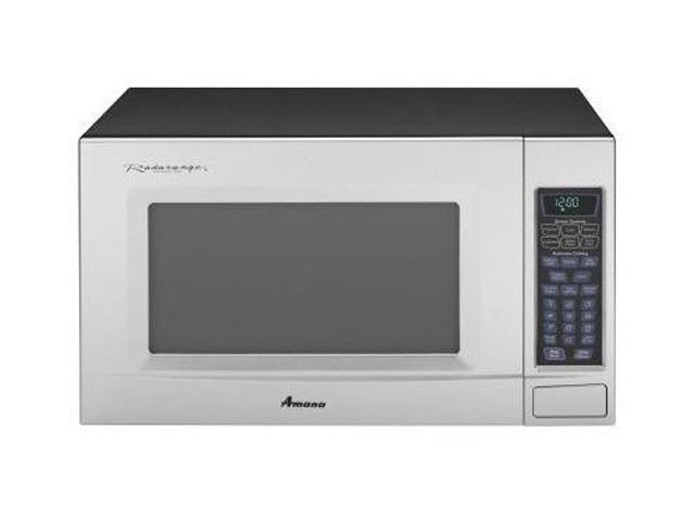 Amana 1100 Watts Microwave Oven Amc2206bas Sensor Cook Stainless Steel