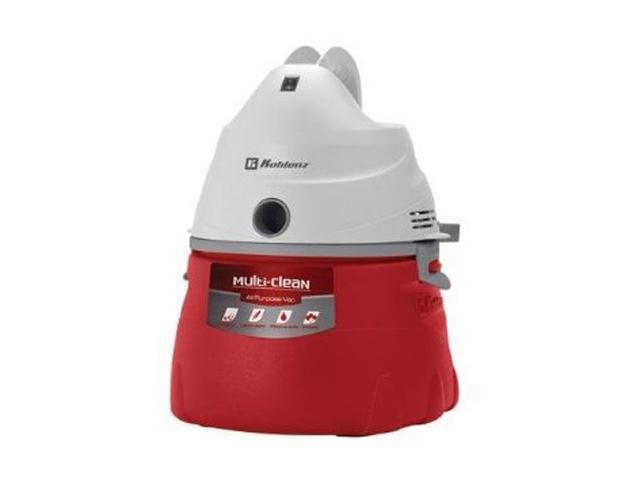 Koblenz 00-5429-6 WD-341K2RUS Wet/Dry Vac Red