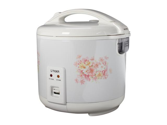 TIGER JNP-1800 10 Cups Electronic Rice Cooker/Warmer