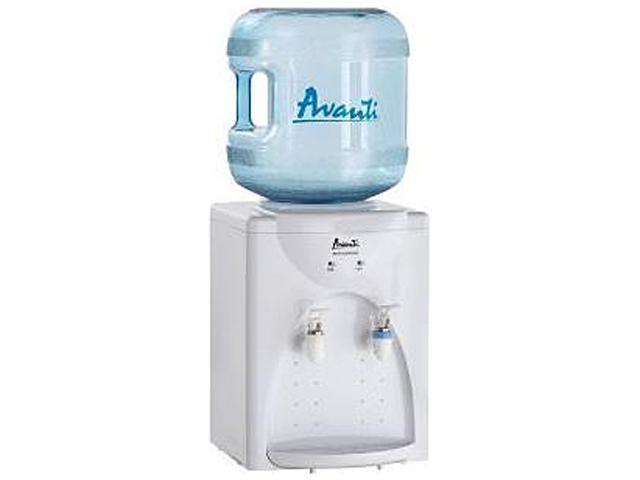 Avanti WD29EC Cold/Room Temperature Counter Top Water Dispenser
