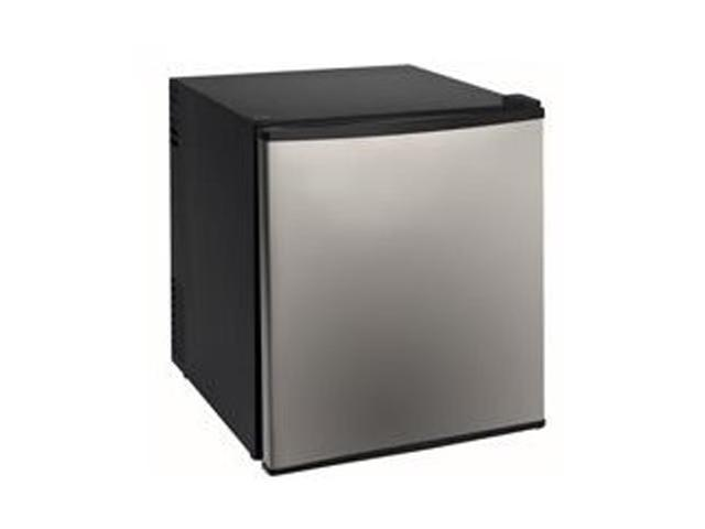 Avanti SHP1702SS 1.7 cu. ft. Superconductor Mini Refrigerator, Black Cabinet with Stainless Steel Door