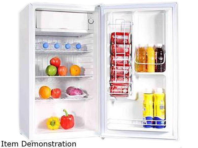 Avanti 1 - 4 (cu. ft.) 3.1 CuFt Dorm Refrigerator White RM3152W