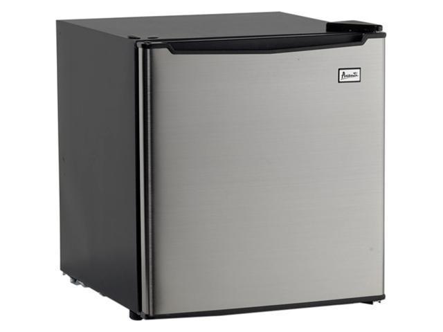 Avanti 1.7 Cu. Ft. Compact Fridge Black RM1722PS