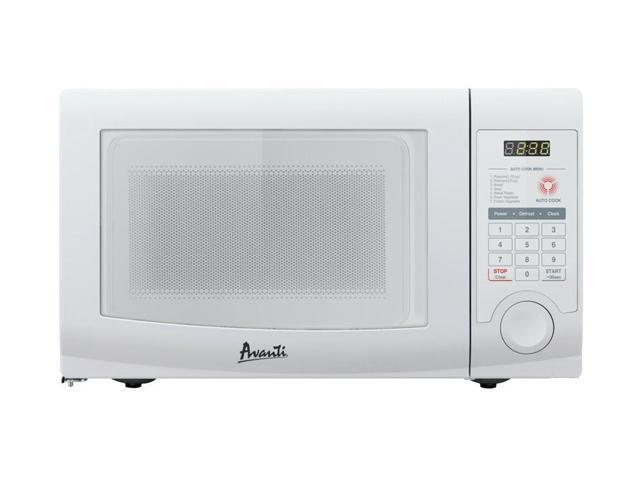 Avanti 700 Watts Microwave MO7200TW White