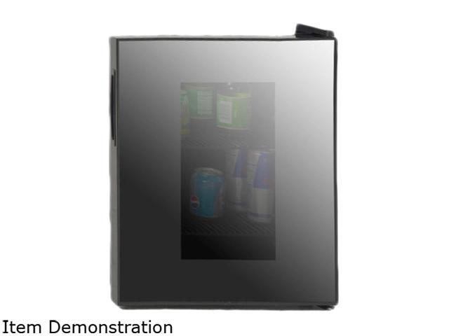 Avanti SBCA017G 1.7-Cubic Foot Superconductor Beverage Cooler W/Mirrored Finish Glass Door