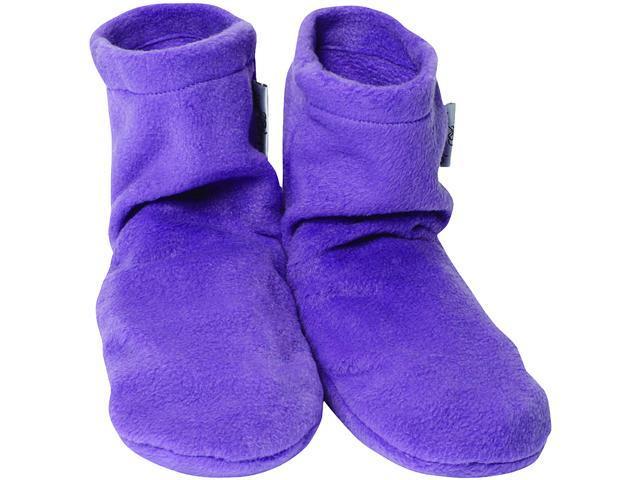 DreamTime SC-SS-PUS-POL-SOL Spa Comforts Spa Sock S-M