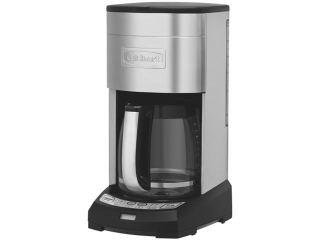 Cuisinart DCC-3650C Black/Steel Extreme Brew 12-Cup Coffee Maker - Newegg.ca