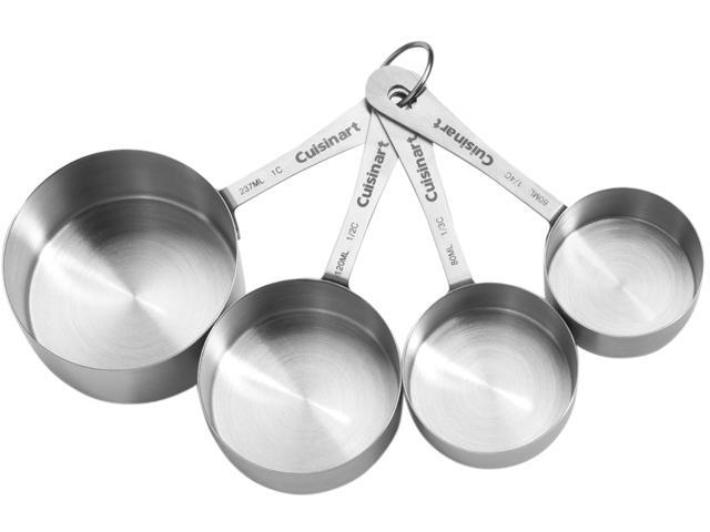Cuisinart  CTG-00-SMC  Stainless Steel Measuring Cups
