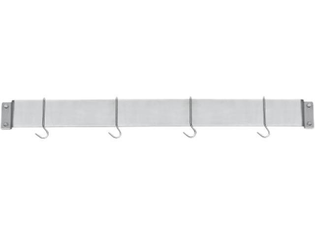 Cuisinart  CRBW-33B  33-Inch Bar Wall Rack, Brushed Stainless