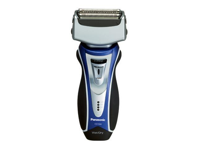 Panasonic ES7056S Vortex Triple Head HydraClean Men's Shaver
