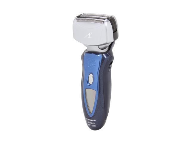 Panasonic ES8243A Arc IV Rechargeable Men's Wet/Dry Shaver w/ Quadruple Nanotech Blades