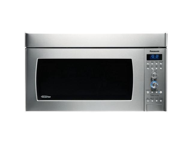 Panasonic Genius Prestige Microwave Oven NN-SD297SR