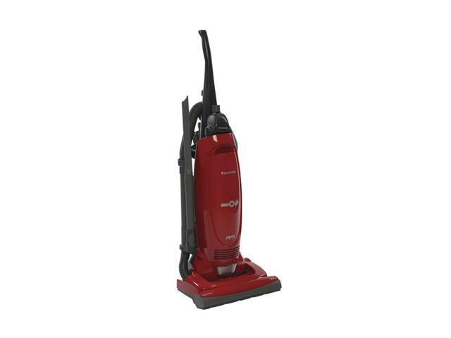 Panasonic MC-UG471 Upright Vacuum with Cord Reel Red
