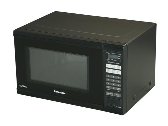 Panasonic Microwave Oven Nn Sn651b 1 2 Cu Ft Countertop With Inverter Technology