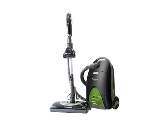 Panasonic MC-CG917 Canister Vacuum Cleaners Twilight Green