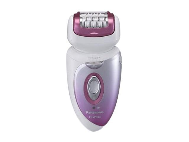 Panasonic ES-WD94-P 6-in-1 Wet/Dry Epilator