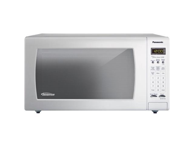 Countertop Microwave With Inverter Technology : ... ft. Countertop Microwave Oven with Inverter Technology, WhiteNN-SN733W