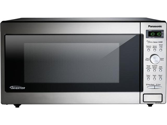 1250 Watts Countertop/Built-In Microwave with Inverter Technology ...