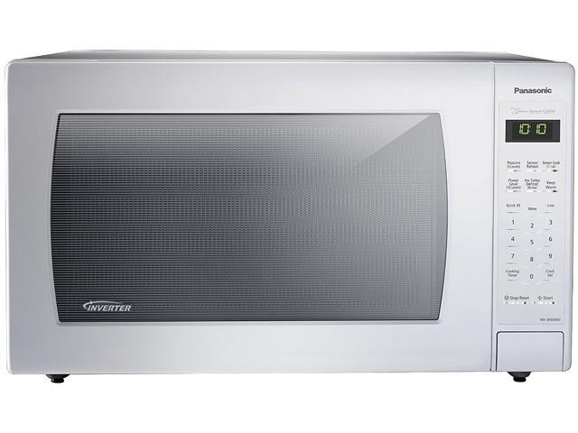 Panasonic 2 2 Cu Ft 1250w Genius Sensor Countertop