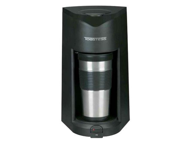 Toastess TFC-25T Black Silhouette Personal Coffee Maker