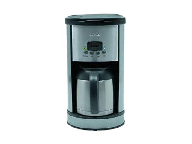 Delfino Coffee Maker Replacement Carafe : Delfino DLFC700 Stainless steel Programmable Coffee Maker with Thermal Carafe - Newegg.com